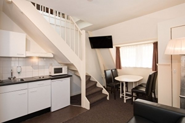3-persoonsappartement